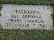Pearl Harbor John Doe (1941-A-86)