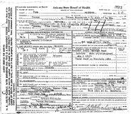 Tucson John Doe (January 1935)