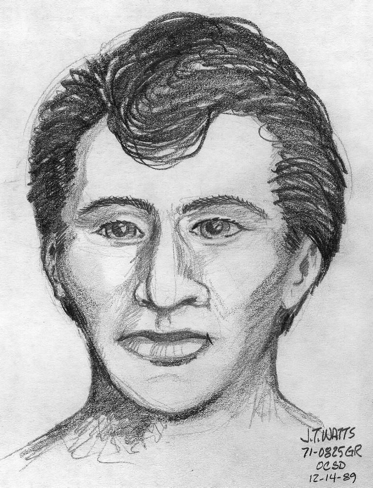 Costa Mesa John Doe (1971)