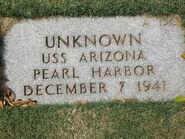 Pearl Harbor John Doe (1941-A-150)