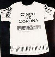 Corona Girl shirt