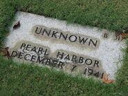 Pearl Harbor John Doe (1941-B-317)