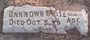 Phoenix John Doe (October 3, 1929)