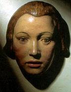 Agostini death mask