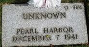 Pearl Harbor John Doe (1941-Q-864)