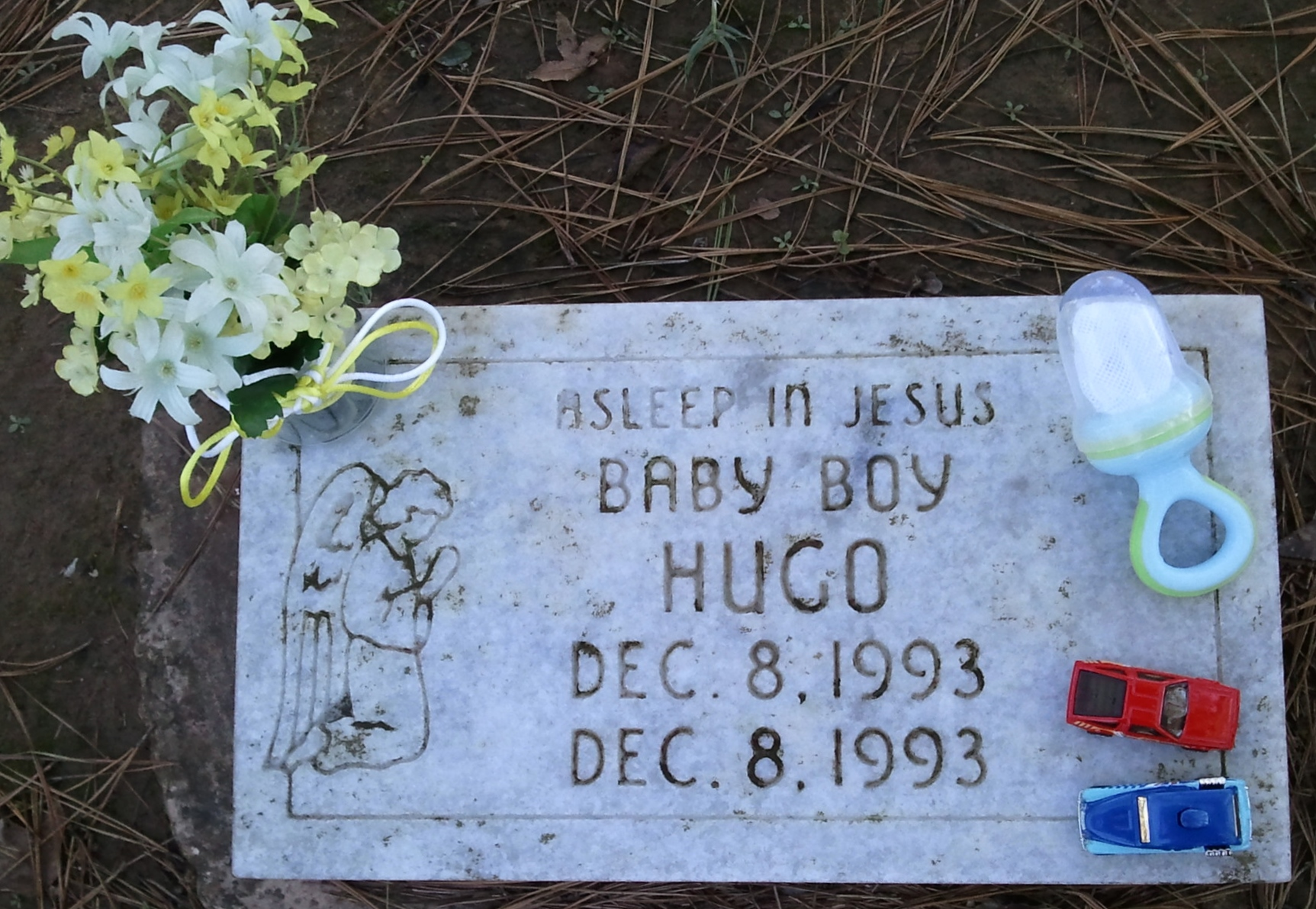 Baby Boy Hugo