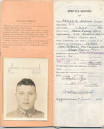 Andrew Pellerito Service Records