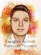 Christian Alfonso Rodríguez Telumbre portrait