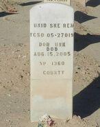 Yuma John Doe (August 2005)