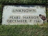Pearl Harbor John Doe (1941-A-161)