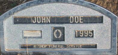 Pittsburg County John Doe4