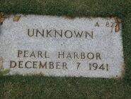 Pearl Harbor John Doe (1941-A-822)