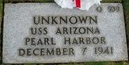 Pearl Harbor John Doe (1941-Q-939)