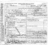 Graham County John Doe (1938)