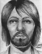 Brinnon John Doe 10-1-75 sketch long hair