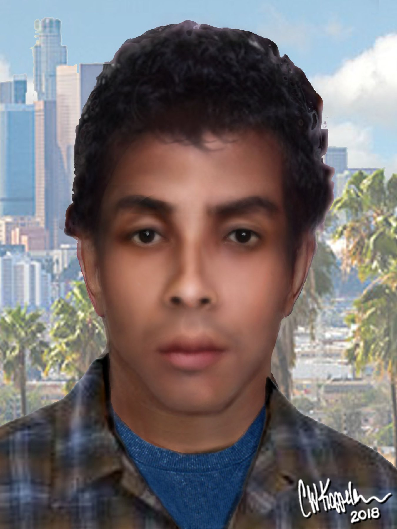 Los Angeles John Doe (March 7, 1995)