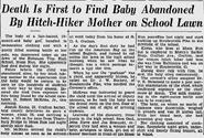 Allegheny County Jane Doe (1934)