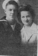 Harold Lee Dick and sister