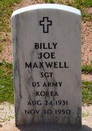 BillyJoeMaxwellGrave