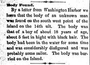 Door County John Doe (1869)