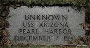 Pearl Harbor John Doe (1941-E-705)