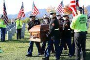 Thomas Frank Johnson Funeral 2