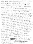 Baby Parker letter 3
