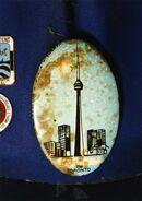 CN tower pin