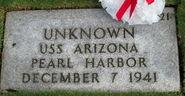 Pearl Harbor John Doe (1941-Q-1021)