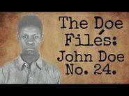 The Heartbreaking Case of John Doe No