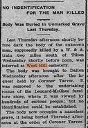 Whitfield County John Doe (1910)