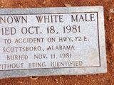 Jackson County John Doe (1981)