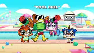 Click here to view more images from Pool Duel or scroll up on a top of page.