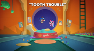 Click here to view more images from Tooth Trouble.