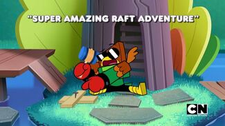 Click here to view more images from Super Amazing Raft Adventure.