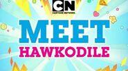 Unikitty Meet Hawkodile Cartoon Network