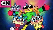Unikitty Too Many Unikittys Cartoon Network