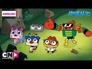 Unikitty - The New Nemesis - Cartoon Network