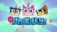 """Cartoon Network - Unikitty! - New Show Coming in January """"Welcome to a World of Fun"""" Variant"""