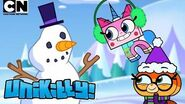 Unikitty - Snow Day! - Cartoon Network