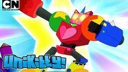 Unikitty Kitty Robot Cartoon Network