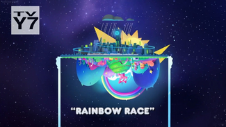 Click here to view more images from Rainbow Race.