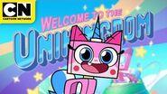 Tour of Unikingdom Unikitty Cartoon Network