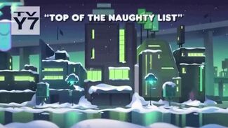 Click here to view more images from Top Of The Naughty List.