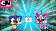Unikitty Birthday Battle Cartoon Network