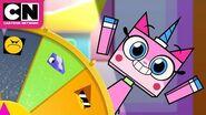 Unikitty Kitty Court Cartoon Network