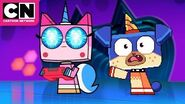 Unikitty There is only THE ZONE! Cartoon Network