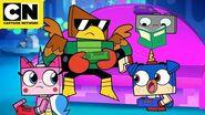 Unikitty Get in the Zone Cartoon Network