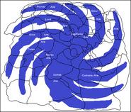CGU map