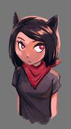 Alunya by Catgirl Drawgirl